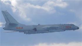 共機,轟6型機(圖/國防部提供)