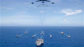 美軍太平洋艦隊(U.S. Pacific Fleet臉書)