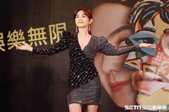 ELLA 陳嘉樺將舉辦艾拉秀娛樂無限巡迴演唱會。(圖/記者林聖凱攝影)