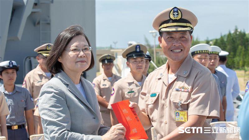 蔡英文2關鍵「收服國軍」 退將于北辰也認了:真的厲害