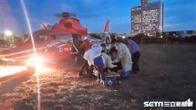 急診醫為救人晚下班/魏智偉 奔跑吧鋼鐵急診醫師授權提供