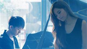 吳汶芳x林亭翰攜手釀抒情搖滾《要怎麼快樂》同掛製作人 福茂唱片提供