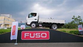 ▲FUSO商用車安駕訓練營(圖/FUSO提供)