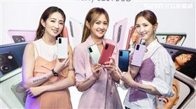 專為「星粉」量身打造的5G高規格輕旗艦機款-Galaxy S20 FE 5G正式上市(圖/台灣三星提供)