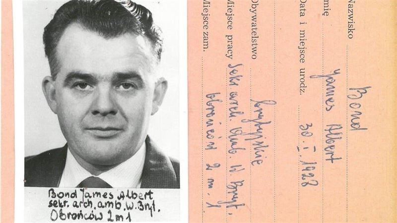 真有007?檔案曝光:詹姆士龐德1960年代出沒波蘭