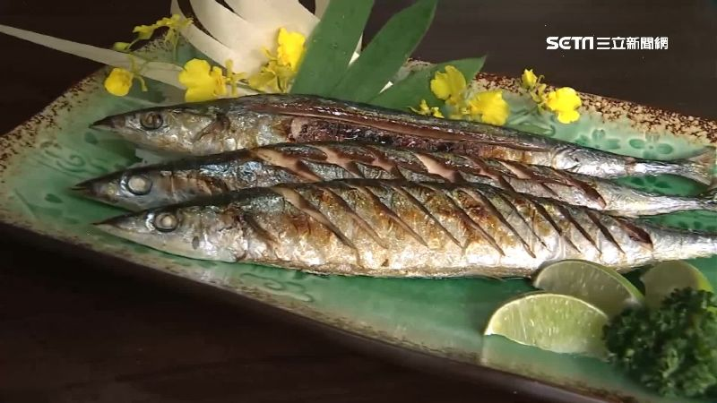中秋節海味漲 秋刀魚每公斤貴25元