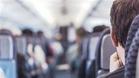 飛機、旅途、耳機、空姐、安全、指示。(圖/翻攝自Pixabay)