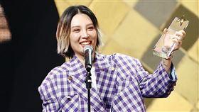 「2019年度十大專輯暨單曲頒獎典禮」魏如萱 記者林聖凱攝影