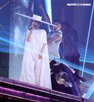 田馥甄Hebe巡迴演唱會台北小巨蛋開唱。(記者邱榮吉/攝影)