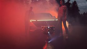 ▲Mercedes-Benz攜手《英雄聯盟》成為全球賽事獨家汽車品牌合作夥伴。(圖/Mercedes-Benz提供)