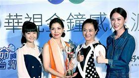 第55屆電視金鐘獎,入圍,俗女養成記,第二季。圖/華視提供