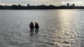 澄清湖,浮屍,一男一女