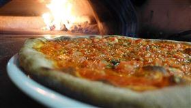 披薩,考披薩,烤箱(示意圖/翻攝自Pixabay)