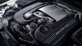 ▲Mercedes-AMG引擎。(圖/翻攝Mercedes-AMG網站)