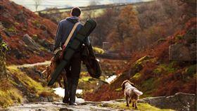 獵人,狩獵,打獵,(圖/翻攝自Pixabay)