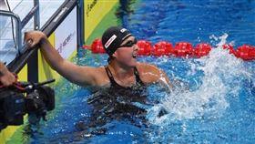 「破亞洲紀錄」遭淘汰!天才少女泳將委屈揭:3千米跑太慢 圖/翻攝自新華社
