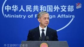 中國外交部發言人汪文斌(圖/翻攝中國外交部官網)