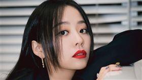 中國歌手張靚穎/微博