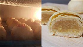 綠豆椪包蛋黃,網友直呼一顆40超難賣。(圖/翻攝自爆怨公社)