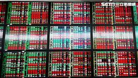 台股 股市 股票 開盤 紅盤 證券行(圖/記者戴玉翔攝影)