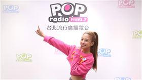 POP Radio新聞稿20200930-新輯轉大人秀性感 鬼鬼吳映潔笑喊幸好這裡還能露 POP Radio提供