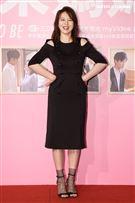 劉品言出席「未來媽媽」第三波卡司發布會。(記者邱榮吉/攝影)