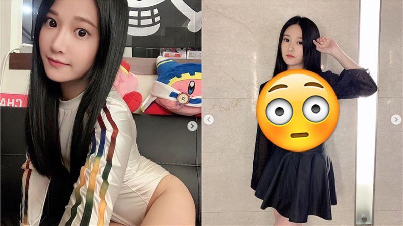 正妹老師超透視 「胸前兩片」網暴動