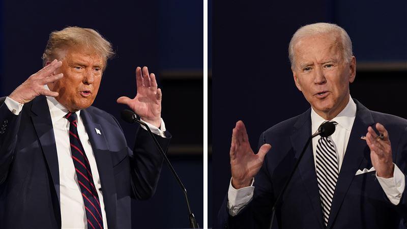 美大選2500萬人提前投票破紀錄 川普拜登爭取選民青睞
