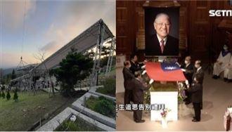 駁李前總統墓園落後 最新照片曝光了