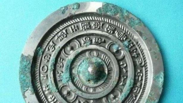 秦始皇有1面魔鏡 可透視宮女「五臟內腑」
