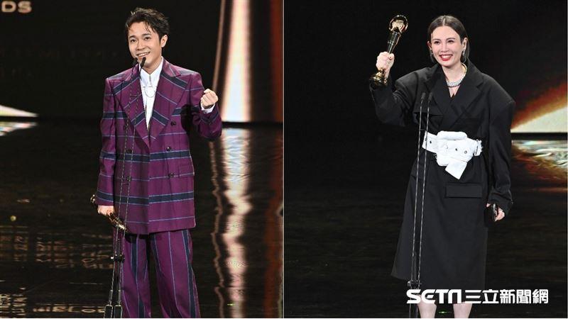 金曲31/吳青峰、魏如萱奪歌王歌后