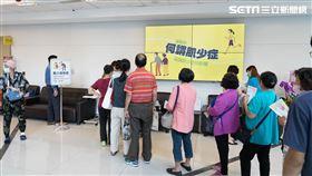 長安醫院在9月份舉辦「肌少症」檢測活動