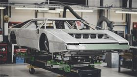 ▲Classic Motor Cars翻新Aston Martin Bulldog概念車。(圖/翻攝CMC網站)