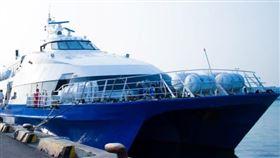 澎湖,搭船,船班,暈船。(圖/翻攝自悠遊澎湖網)