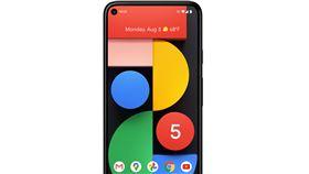 Google Pixel 5(圖/台灣大提供)