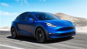▲特斯拉Tesla Model Y休旅車。(圖/翻攝Tesla網站)
