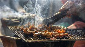 烤肉,大煙(示意圖/翻攝自pixabay)