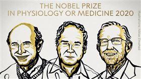 諾貝爾獎(圖/翻攝自The Nobel Prize推特)