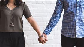 夫妻,情侶,婚姻(翻攝自 Pixabay)