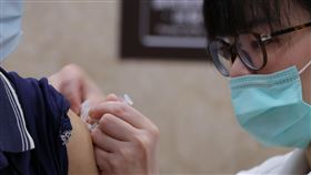 流感疫苗接種(台北榮總提供)