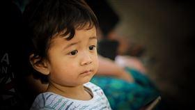 小孩生病(圖/翻攝自Pixabay)