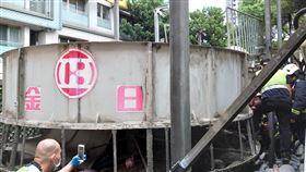 新北,板橋,捷運亞東醫院站,廢棄物,火災