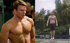 《美國隊長》克里斯伊凡(Chris Evans)/IMDB、IG