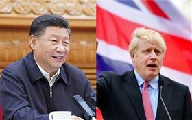 英國正在考慮抵制2022年的「北京冬奧」,藉此抗議中共的蠻橫行徑,而且有可能還有進一步的動作(翻攝新華網、臉書)