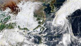 昌鴻颱風(氣象局)