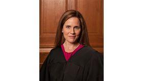 美國參院司法委員會12日將針對保守派聯邦上訴法院法官巴瑞特的大法官提名案舉辦聽證會。(圖/翻攝自維基百科,作者:Rachel Malehorn, CC BY 3.0)