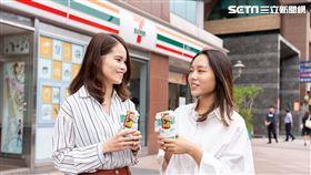 蔘飲冰糖燉梨加入「CITY TEA現萃茶」現做茶飲系列中,在秋季推出期間限定「養蔘四季春青茶」(圖/品牌提供)