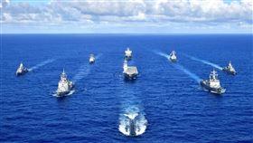 美國海軍(圖/翻攝自U.S. Navy臉書)