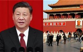 陸媒報導,中國「十一長假」的第一天,著名地標天安門廣場就清出了近8噸的垃圾(示意圖/翻攝資料照、維基百科)