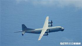 運8反潛機。圖/國防部提供